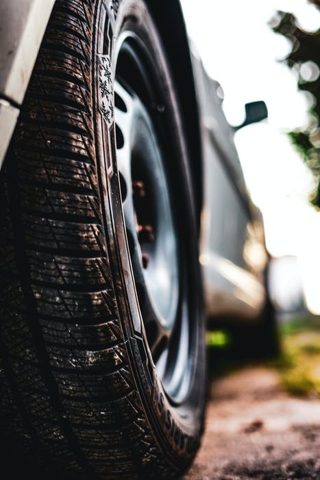 If you drive on roads known for being hard on tires, you might consider purchasing an additional tire-hazard warranty when you get your new vehicle. Frank Albrecht photo/Unsplash - POSTMEDIA