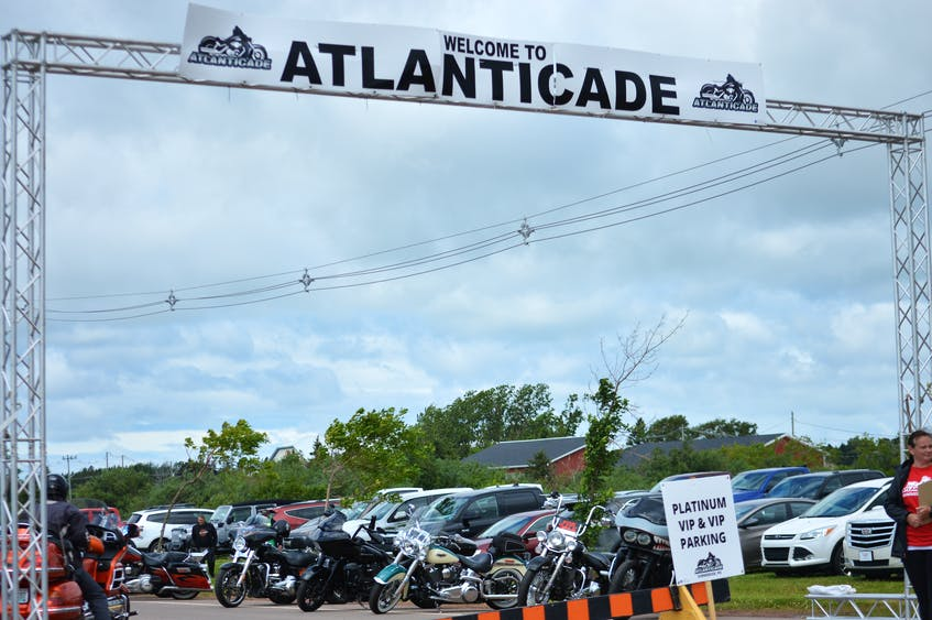 The Atlanticade Motorcycle Festival returned to Summerside from July 30 to Aug. 1 after a nearly seven-year hiatus. The popular motorcycle festival was slated to return last year but COVID-19 derailed those plans. - Kyle Reid