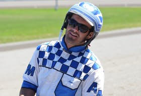 Adam Merner recorded four driving wins on a harness racing program at Red Shores at Summerside Raceway on Aug. 1.