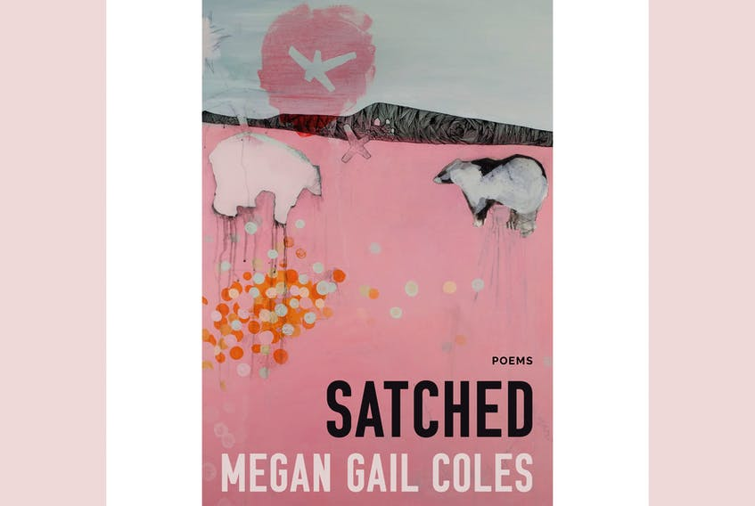 """""""Satched,"""" by Megan Gail Coles; House of Anansi Press; $19.99; 132 pages"""