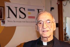 Rev. Dr. Albert Maroun of Sydney is a member of Nova Scotians for Equalization Fairness. FILE