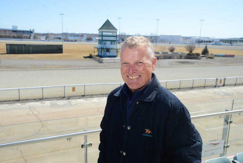Wally Hennessey got his start in the harness racing industry in Charlottetown.