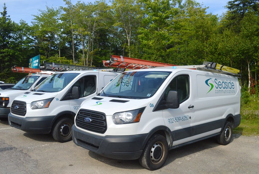 Cape Breton-based Seaside Communications has been purchased by Canadian media giant Rogers. DAVID JALA/CAPE BRETON POST