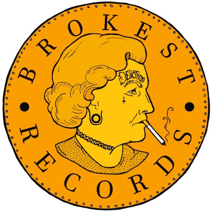 Brokest Records logo. — Contributed photo - Saltwire network