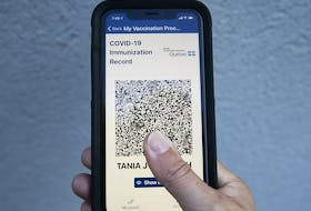 The VaxiCode smartphone app is now available for Apple devices.