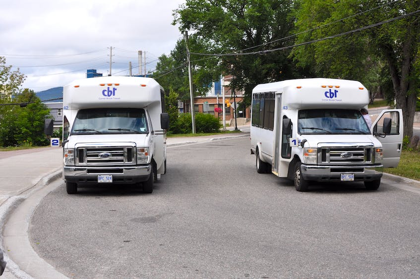 The City of Corner Brook is looking to improve its Transit service as it implements the recommendations from a recent study of the service. - Diane Crocker