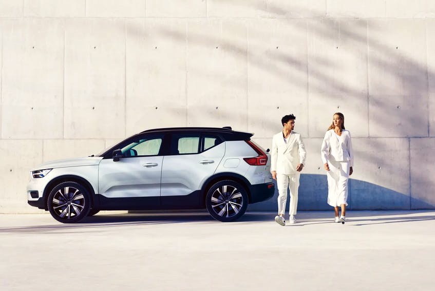 Volvo's entire family of powertrains are based on one single solitary internal-combustion engine. Handout/Volvo