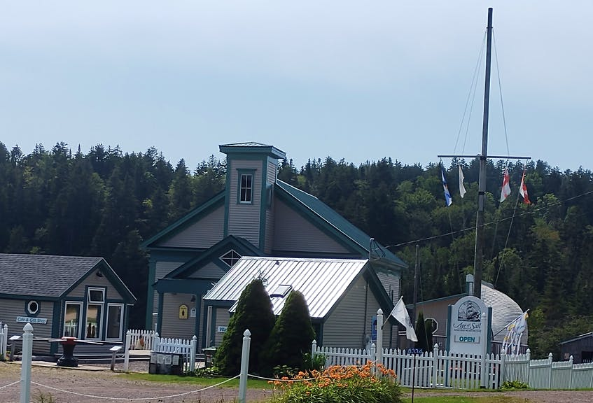 Step back in time at the Age of Sail Museum in Port Greville. - Photo Contributed.