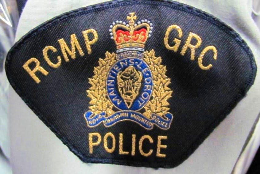 Kings District RCMP is looking for information on a man who allegedly committed an indecent act while following a woman in his vehicle in a Greenwood business parking lot.