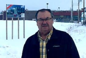 Happy Valley-Goose Bay Mayor Wally Andersen