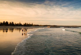 Minutes to the beach at the end of the day makes Queens Coast an ideal place to work. - Photo Courtesy Queens Coast.