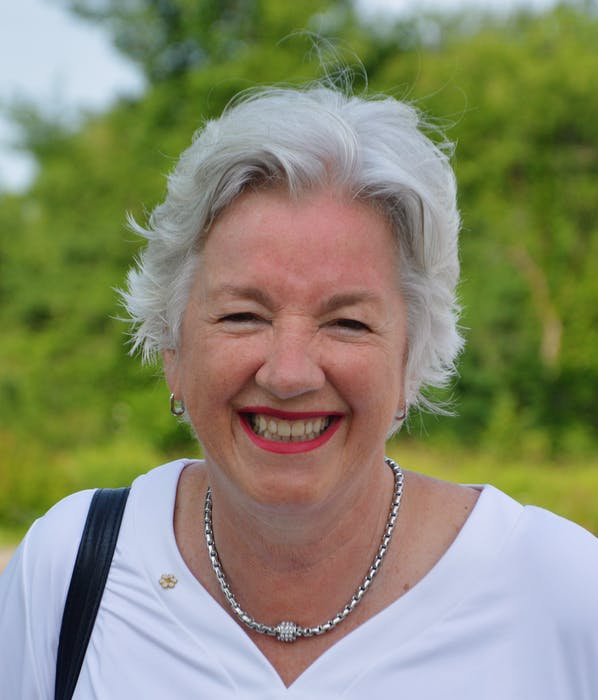 """""""There's no greater honour than to be recognized in my hometown by my home community."""" — Annette Verschuren"""