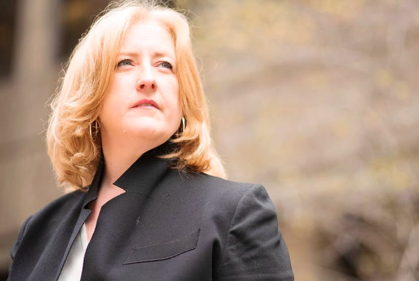 Lisa Raitt, a cabinet minister in the Conservative government of Stephen Harper, is co-chair on the coalition.