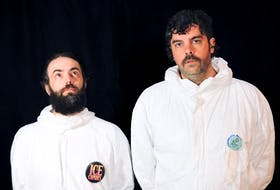 Cape Breton natives Bruce Gillis and Mike Ryan, better known at the Town Heroes emerge from COVID-19 restrictions with a new album about growing up in Inverness titled Home. - Kristen Herrington