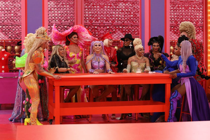The cast of RuPauls Drag Race: All Stars season 6, which might be the best season of Drag Race ever.- BELL MEDIA