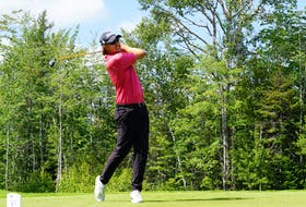 The Prince Edward Island Open at Dundarave Golf Course on Saturday came down to a playoff to decide the winner, where Michael Blair edged out Maxwell Sear on the first of the sudden death.