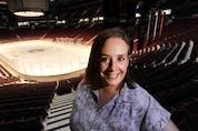Alex Oxenham, Senior Director, Fan & Community Engagement at Rogers Arena.