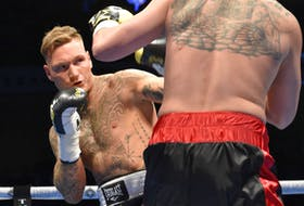 Ryan Rozicki of Sydney Forks will challenge Czech Republic national champion Vasil Ducar in the main event of the Revival boxing card at Centre 200 in Sydney on Sept. 11. Tickets for the event are limited and now available at the Centre 200 box office or online at ticketmaster.ca. CAPE BRETON POST FILE