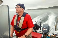 Dr. Bruce Hatcher, Cape Breton University's chair in marine ecosystem research and director of the Bras d'Or Institute, is working with Navico on a marine restoration project in Sydney harbour. CONTRIBUTED