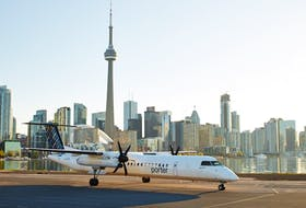 Porter plans to begin flights out of Toronto's Billy Bishop Airport Sept. 8.