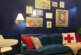 Creating a gallery wall is a great way to add an interesting focal point to your home. It's easier to do than you may think, adds Stephanie Gouthro.