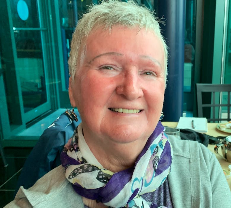 Christine Butler is a councillor at large in Conception Bay South - Barb Sweet