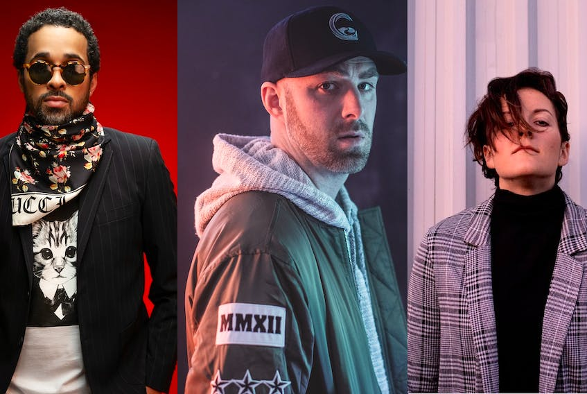 JRDN, Classified and Ria Mae are among the performers scheduled to join an all-star East Coast lineup at the SuperNova Celebration concert at Halifax's Scotiabank Centre on Friday, Oct. 1.
