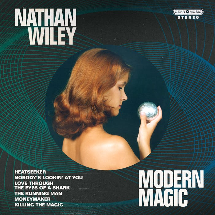 Summerside's Nathan Wiley has just released his first album of new material in six years. Modern Magic, which boasts six new tracks, was recorded at studios in Summerside and Halifax. - Contributed