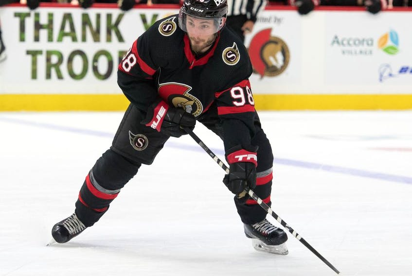 The Ottawa Senators picked up defenceman Victor Mete on waivers from the Montreal Canadiens and he was able to help the team down the stretch.