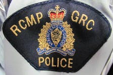 RCMP said officers responded to a call around 4:45 a.m. on Saturday after the vessel sank.