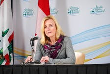 Dr. Heather Morrison announced three new cases of COVID-19 on Aug.4.