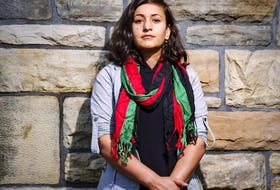 Roya Shams, 26, is an Ottawa woman who fled Afghanistan after her father was gunned down by the Taliban a decade ago. She's now appealing to the Canadian government for help in rescuing her family members who are still in Kandahar.