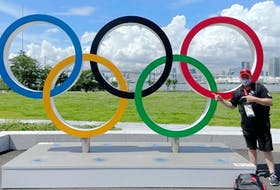 """""""Don't give up on your dreams,"""" advises Shelburne County native Josh Goreham, who is a Performance Technologist with the Canadian Olympic Committee. Contributed"""
