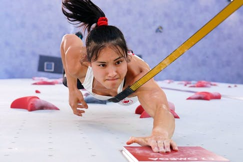 Yip finished 14th in the combined event's qualification phase, where the top eight of 20 climbers move on.