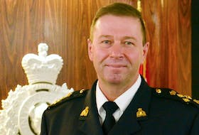 RCMP assistant commissioner Ches Parsons — File photo