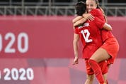 The team is led by captain Christine Sinclair, the greatest female soccer player of all time with a record 187 career goals and counting.