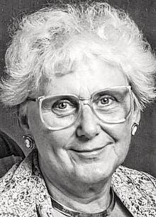 Gertrude Jean Ferguson (Macleod, Snow)