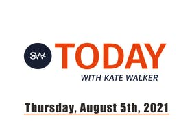 SaltWire Today for Thursday, Aug. 5, 2021.