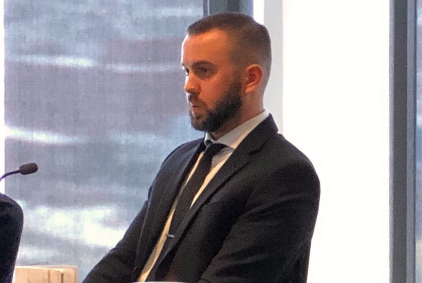 Serious Incident Response Team, Newfoundland and Labrador (SIRT-NL) officials said Const. Bernard Morgan of the Royal Newfoundland Constabulary has been charged with careless use of a firearm spanning from a March 2 incident at RNC headquarters in St. John's.