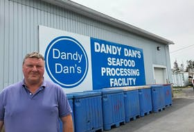 Dan Meade has been processing cod at this building in Ship Harbour, Placentia Bay, for three decades.