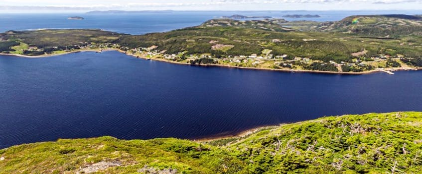 Ship Harbour, with a population of about 130 at last count, sits along the shore of an inlet in Placentia Bay, Newfoundland. — Facebook photo