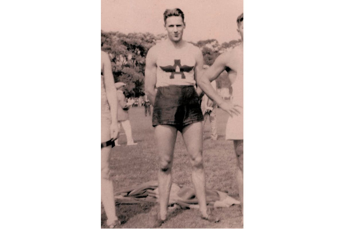 Phil MacDonald of Charlottetown trained in track and field with the Abegweit Amateur Athletic Association in Charlottetown. MacDonald would go on to represent Canada at the 1924 Summer Olympics in Paris.