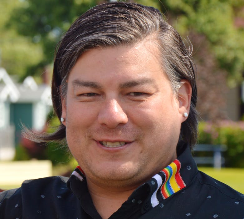 Bryson Syliboy is the NDP candidate running in the redrawn riding of Richmond. CAPE BRETON POST - Ian Nathanson