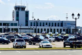 The JA Douglas McCurdy Sydney Airport in pre-pandemic times. Facility CEO Mike MacKinnon says he's been encouraged by this summer's resumption of flights in and out of the regional airport that serves Cape Breton Island. DAVID JALA/CAPE BRETON POST