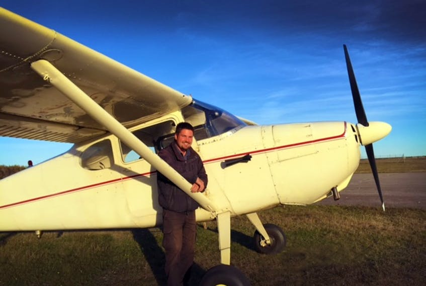 Daniel Robb has always been interested in aviation, and at 31, he's now living the dream flying planes.