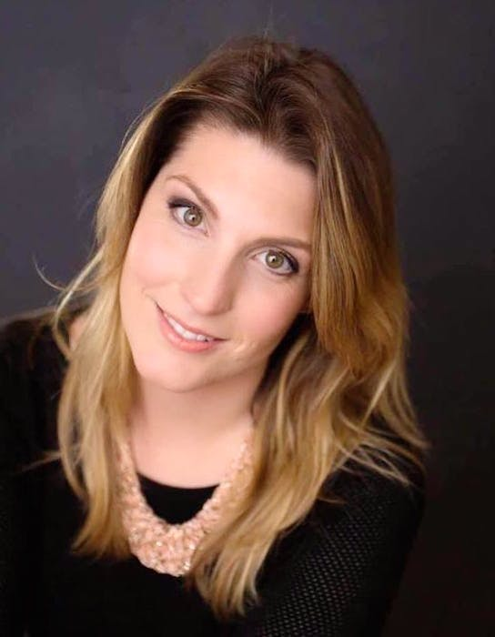 Heidi Zinn - Contributed