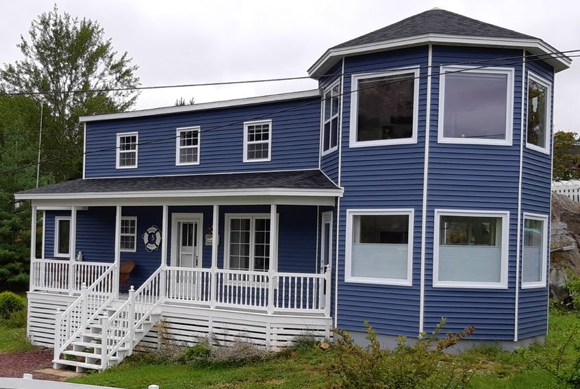 The home belonging to Tim and Valerie Gushue has been in Tim's family for at least 150 years. It is an historic part of Brigus and is now a tourist attraction as fans of Rock Solid Builds have come seeking photos of the home.