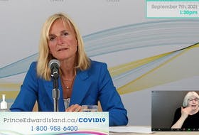 P.E.I. chief public health officer Dr. Heather Morrison announced four new cases of COVID-19 in P.E.I. on Friday, Sept. 10.