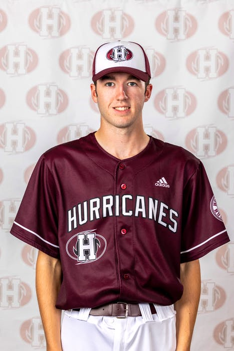 Holland Hurricanes pitcher Cody LeBlanc is excited for the opportunity to play a full baseball season in 2021. - Contributed