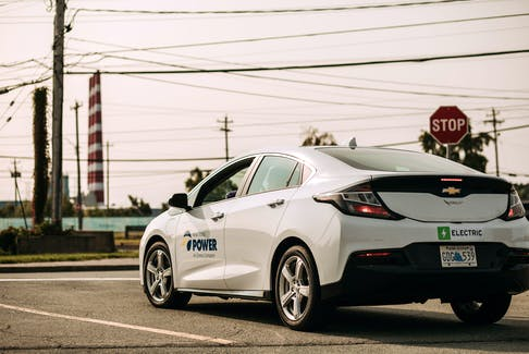 Nova Scotia Power confirmed that it is seeing increased demand for electric vehicle charging stations across the province. CONTRIBUTED/Nova Scotia Power
